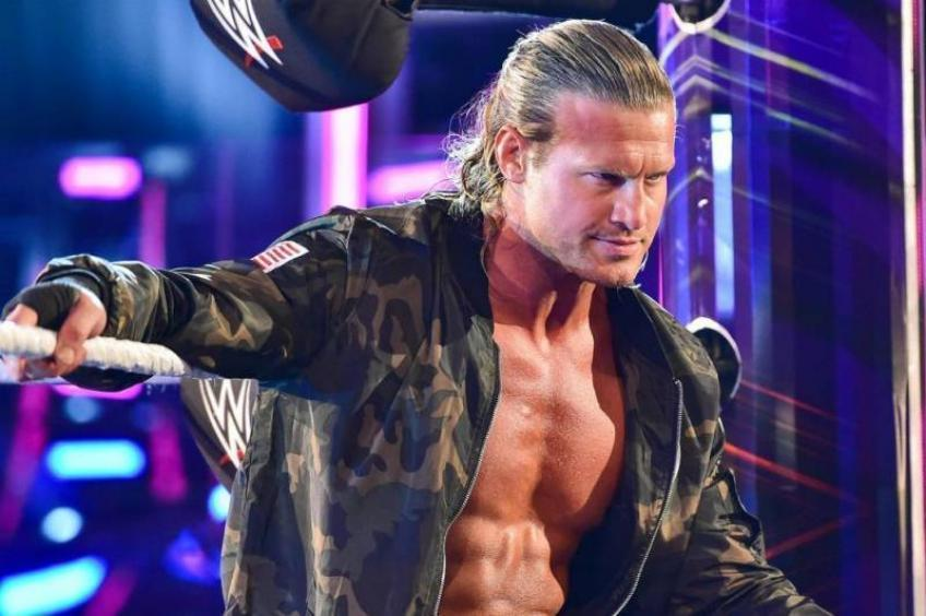 Dolph Ziggler pays tribute to Ric Flair