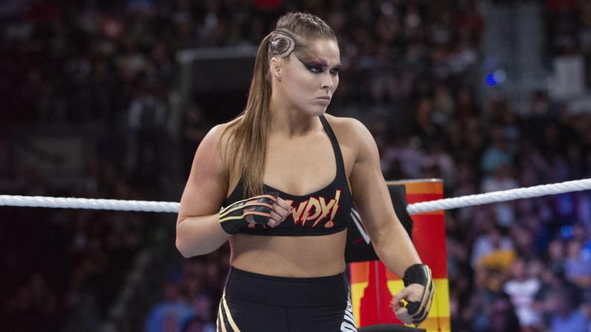 Jim Ross discusses Ronda Rousey's role at WrestleMania