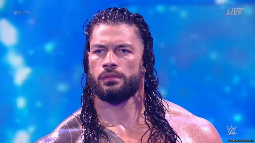 *Spoiler* Roman Reigns is expected to defend his title