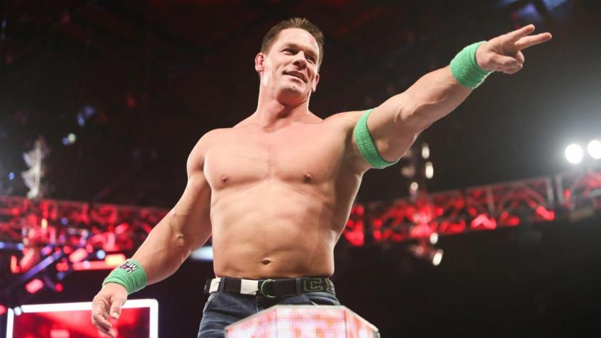 John Cena Speaks About How He Got Into Weight Lifting