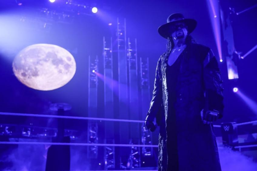 The Undertaker comments on his retirement from wrestling