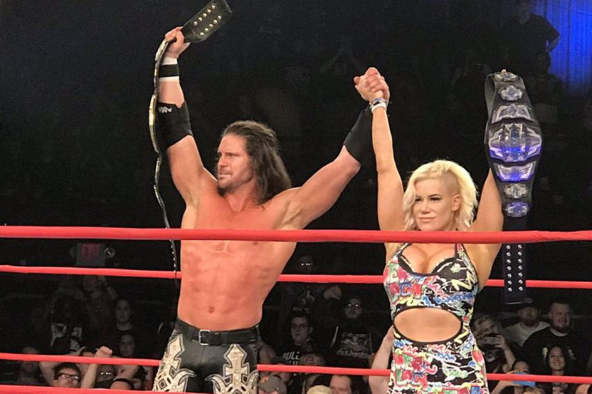 Johnny Impact Talks about his Wife Being a Champion