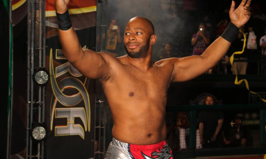 Jay Lethal says he was surprised about surpassing Samoa Joe's record