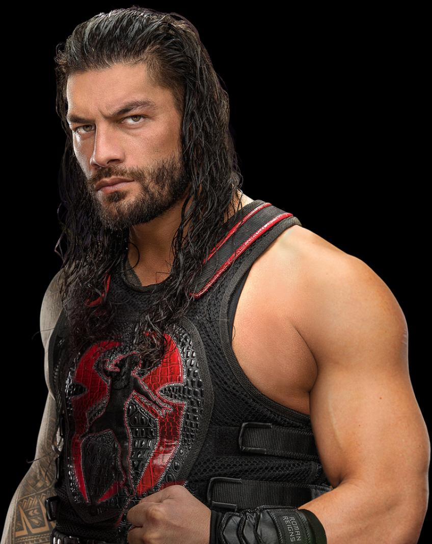 Roman Reigns WWE Schedule