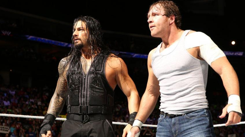 Roman Reigns comments on Dean Ambrose's decision to leave WWE