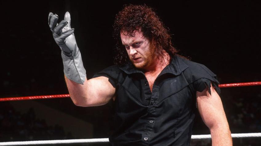 Conrad Thompson on Securing The Undertaker