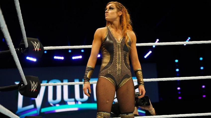 Becky Lynch speaks about her match at WrestleMania 35