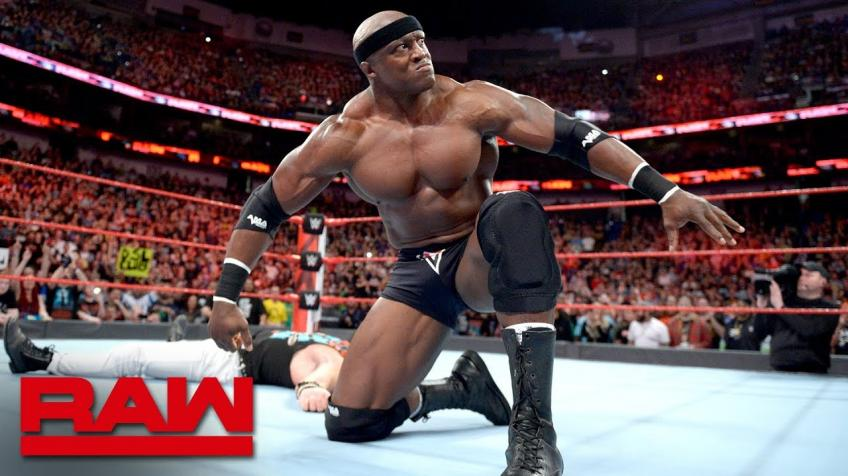 Bobby Lashley on Unorthodox Win Comment