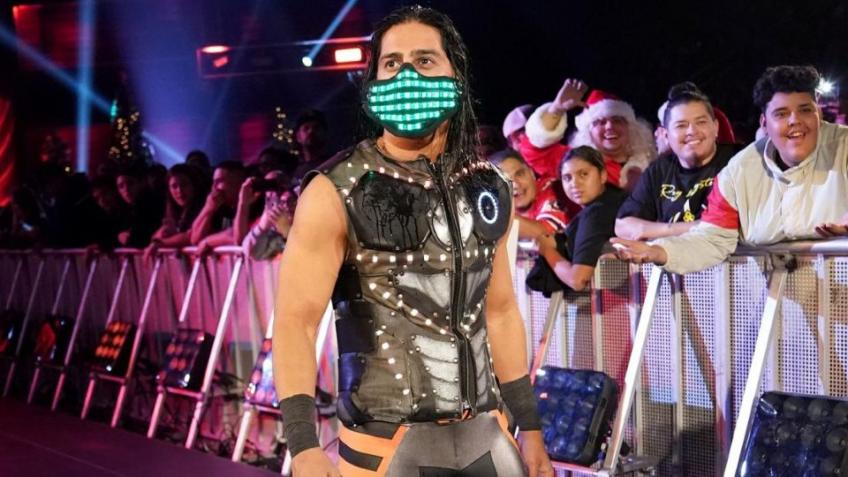 Mustafa Ali reveals which talent he'd love to face