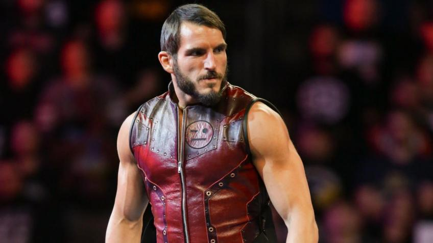 Johnny Gargano analyzes the competitive nature of the NXT locker room