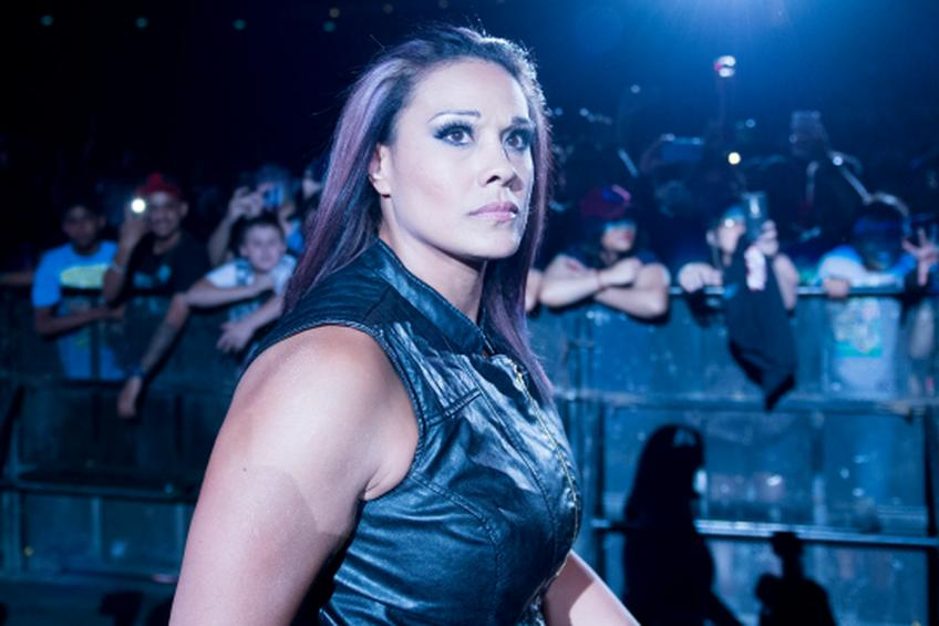 Tamina Talks about Her WWE Tryout