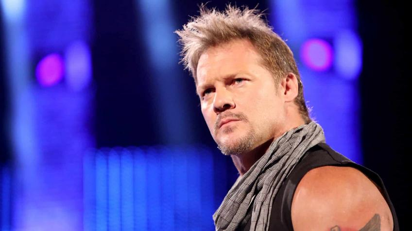 Chris Jericho recalls his match against Triple H at WrestleMania 18