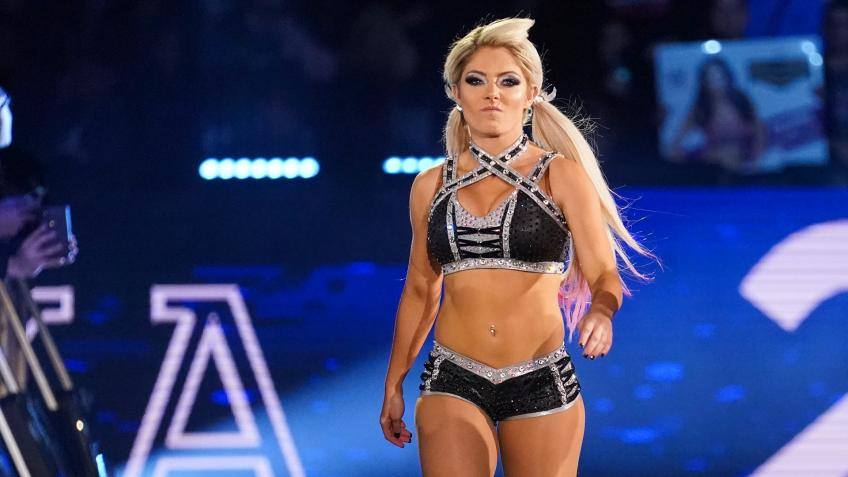 Alexa Bliss on Her Health and Status