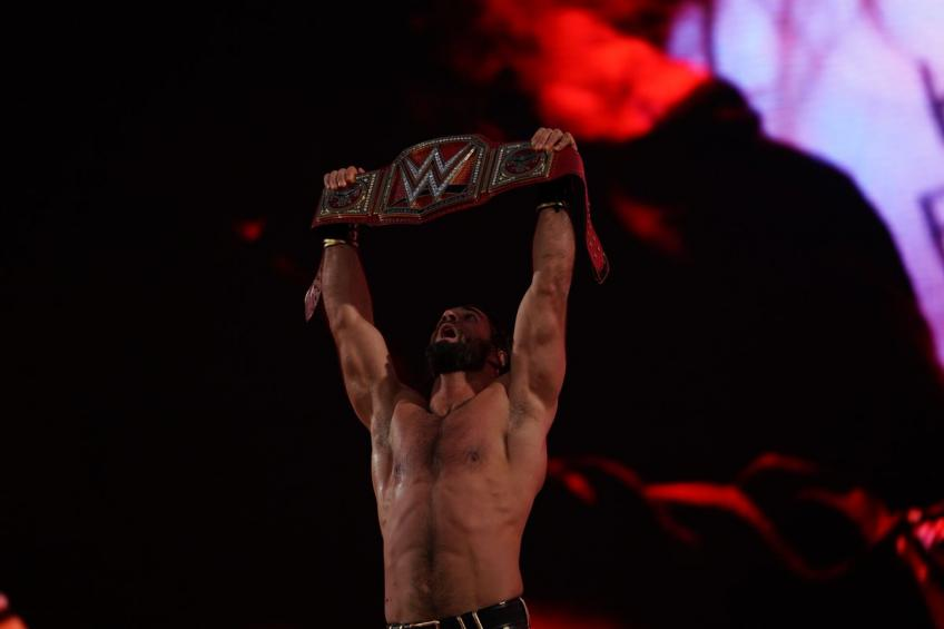 Seth Rollins: Best in the world? Who knows what that means