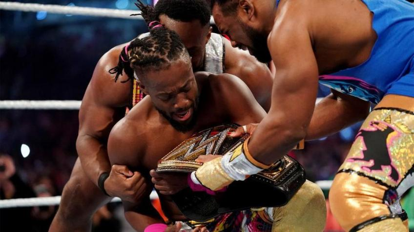 Billy Graham's unsolicited advice for Kofi Kingston