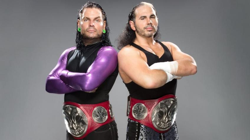 The Hardy Boyz Get Attacked!