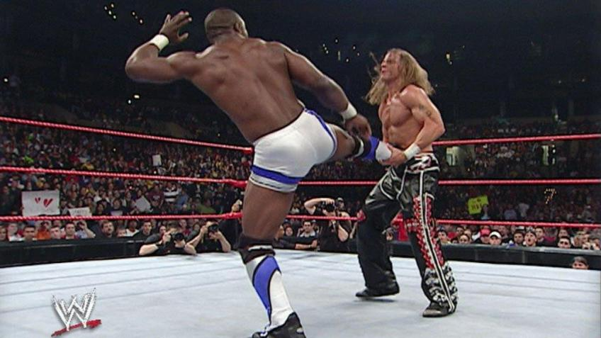Shawn Michaels praises Shelton Benjamin