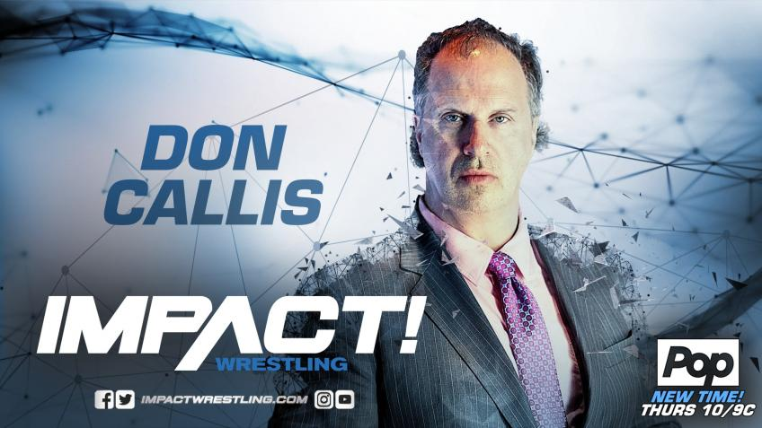 Don Callis On Jericho and Omega Joining Impact