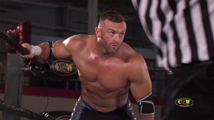 NWA World Heavyweight Champion Nick Aldis Q and A