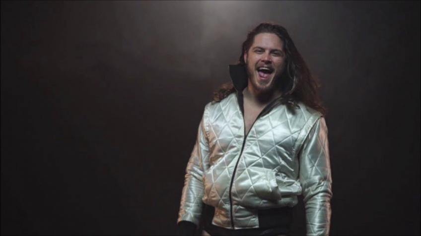 Joey Janela talks about his AEW deal