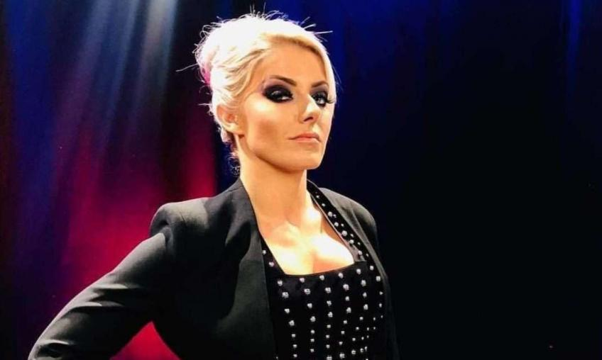 Alexa Bliss on NXT Helping Her