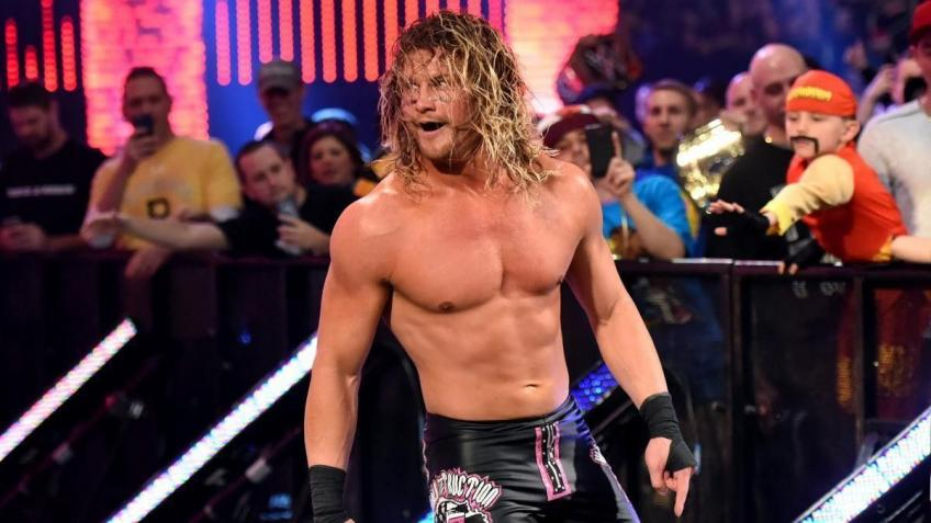Dolph Ziggler comments on his Royal Rumble appearance