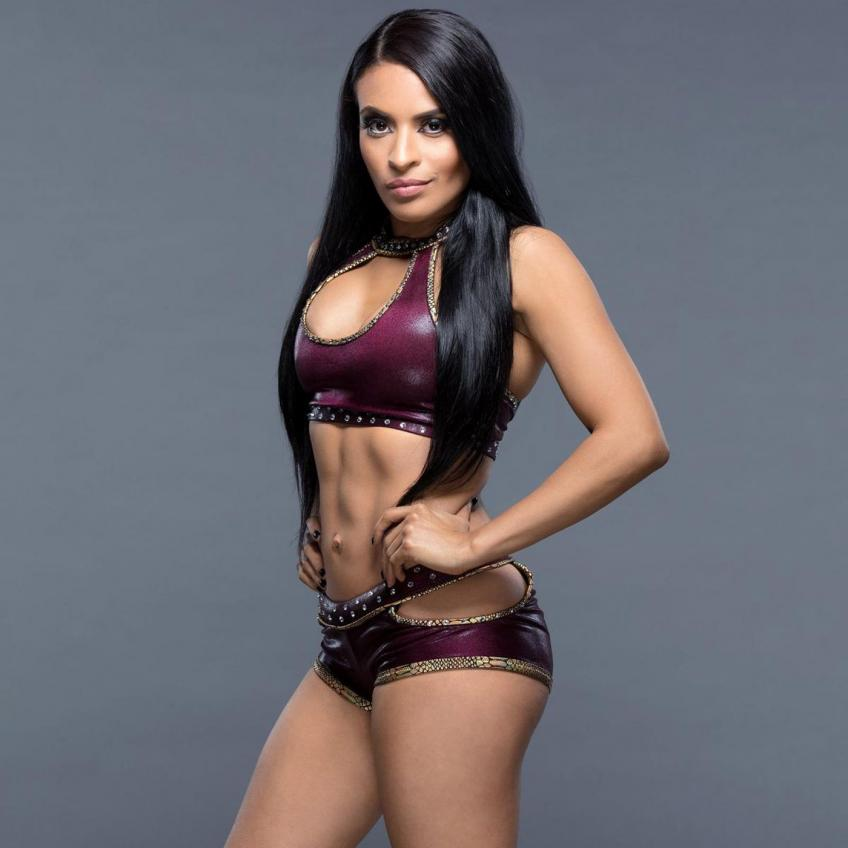 Zelina Vega on Being Sick