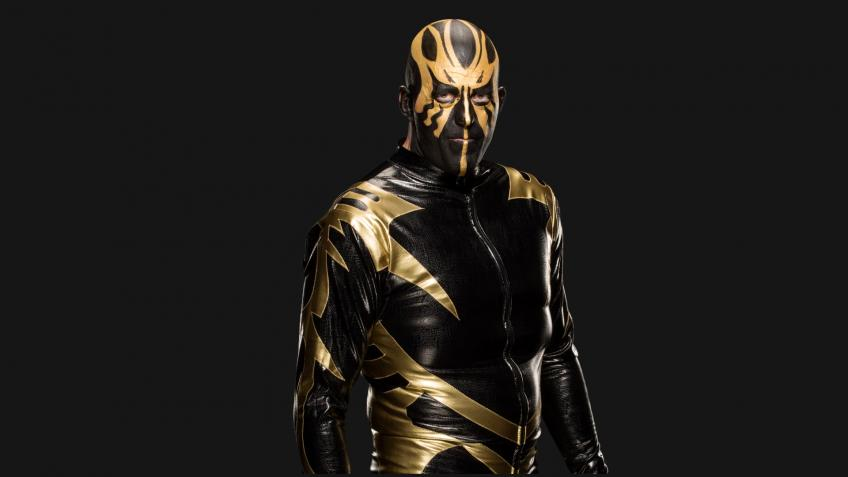 Goldust vs. Cody Rhodes at Double or Nothing