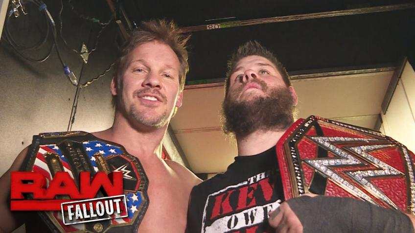Jericho on Current AEW Talents