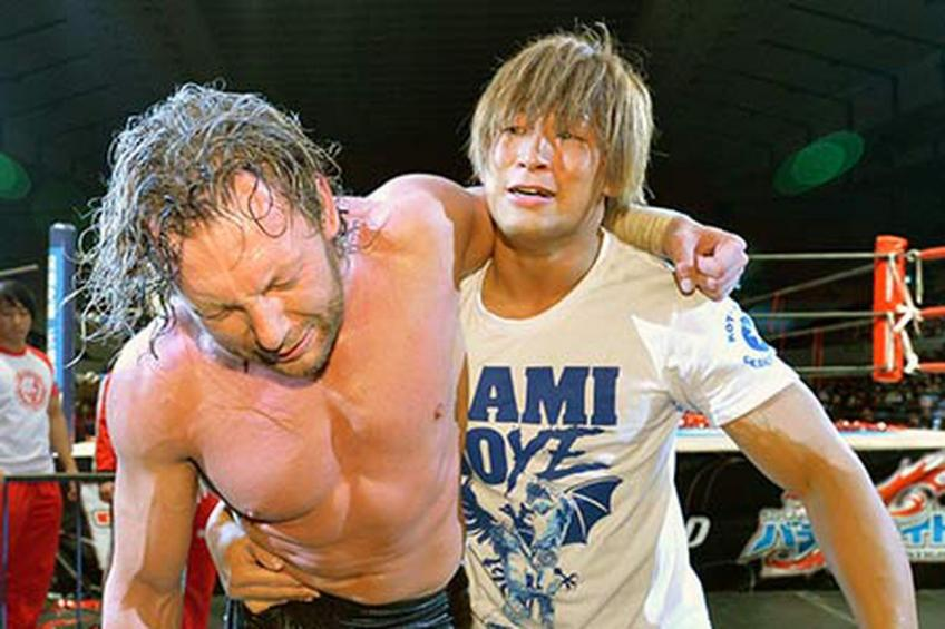 Kota Ibushi on Choosing NJPW over AEW