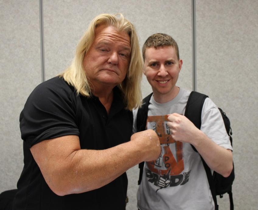Greg Valentine on Best Career Moments