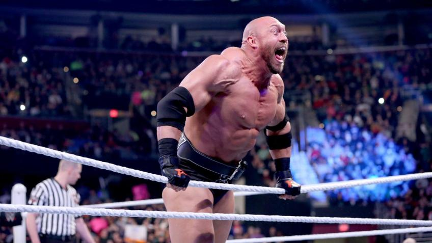 Ryback on Quitting The WWE