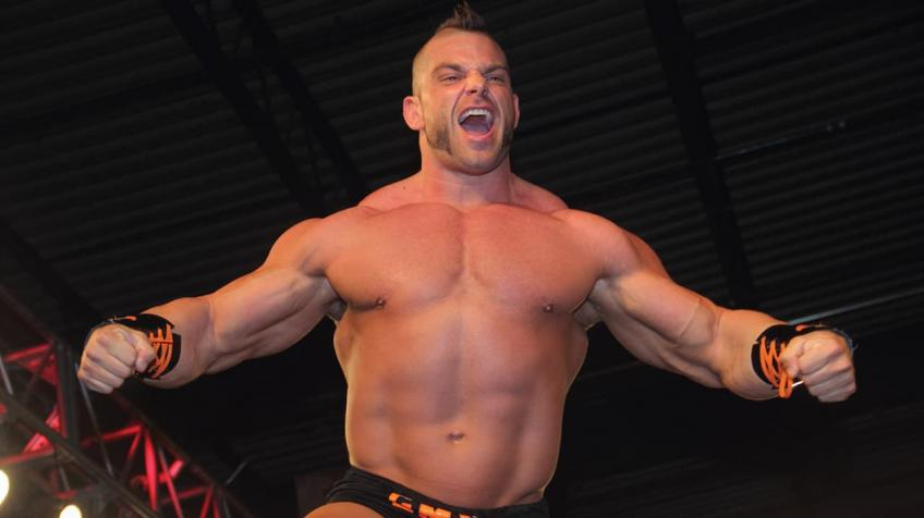 Brian Cage Taken to Emergency