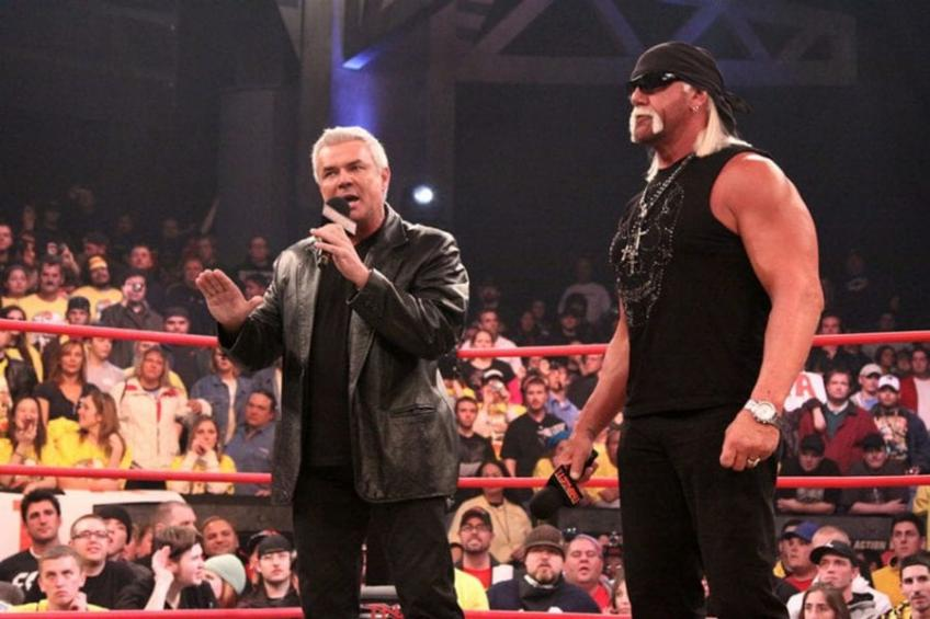 Eric Bischoff discusses trying to convince Hulk Hogan to go to North Korea