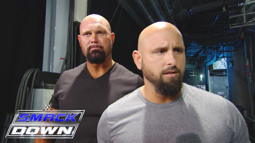 Karl Anderson and Luke Gallows Sent to RAW