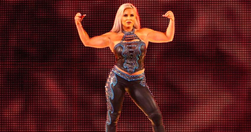 Dana Brooke on Lack of Opportunity and Mojo Rawley Update