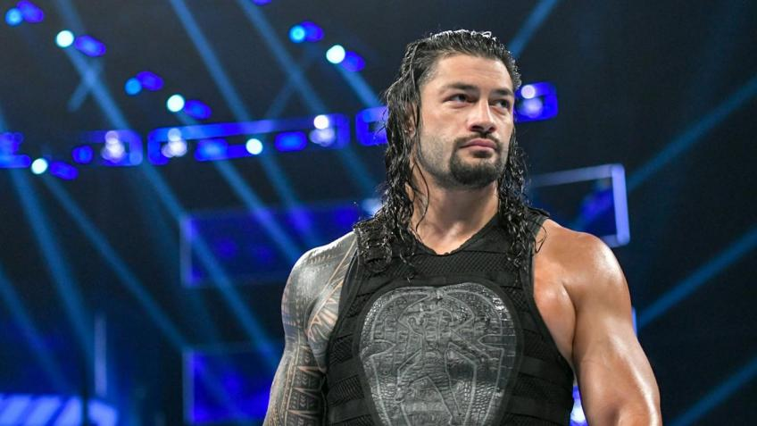 The Softer Side of Roman Reigns