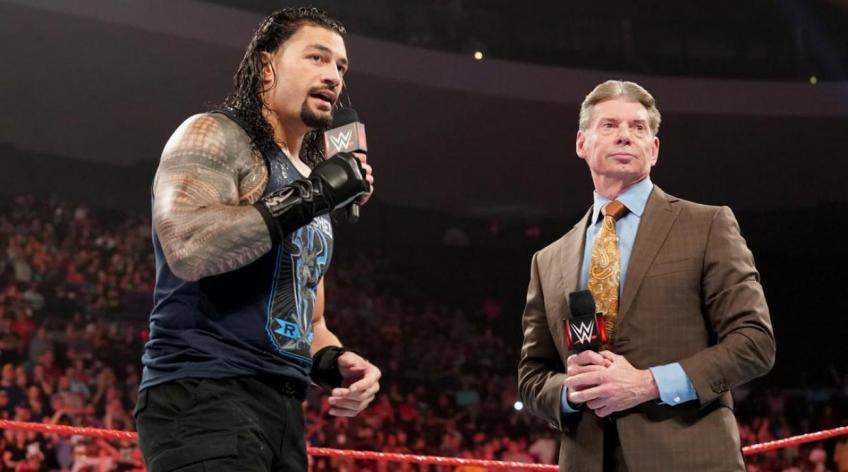 Roman Reigns on Vince's Advice for Him