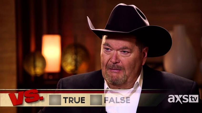 Jim Ross on Not Being VP at AEW