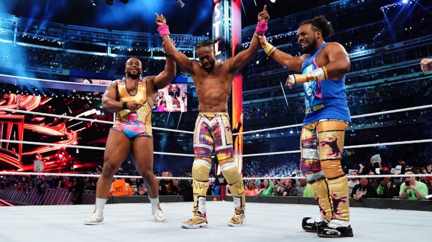 Kofi Kingston recalls the lead-in day to his win at WrestleMania 35