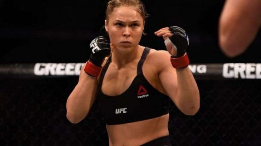 Ronda Rousey on Relationship with Dana White