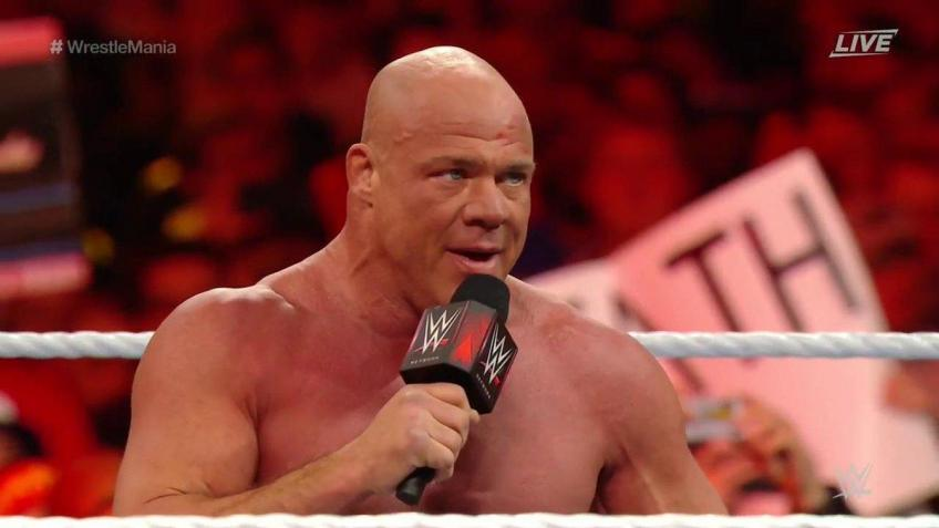 Kurt Angle on Possibly Returning to The Ring