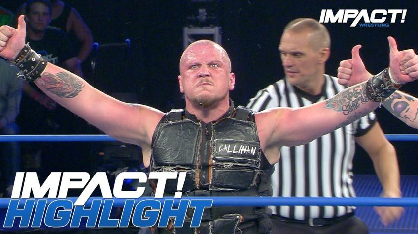 Sami Callihan on Michael Elgin in Impact Wrestling and X-Division Failure