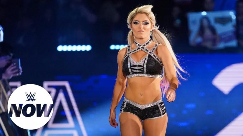 Alexa Bliss on Wanting to Wrestle at Saudi Arabia