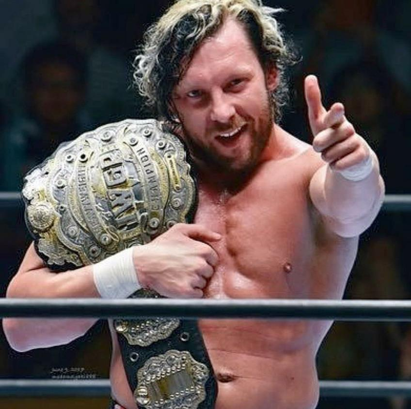 Kenny Omega on Feeling Alright After Losing