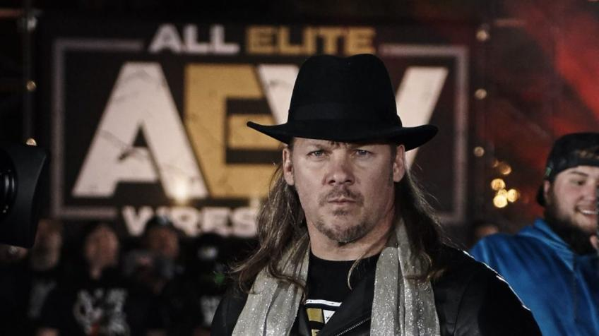 Chris Jericho reveals who he wants to face in AEW