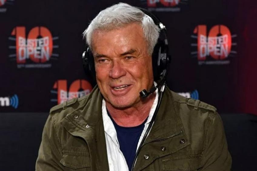 Eric Bischoff speaks about the Aces and Eights storyline in TNA