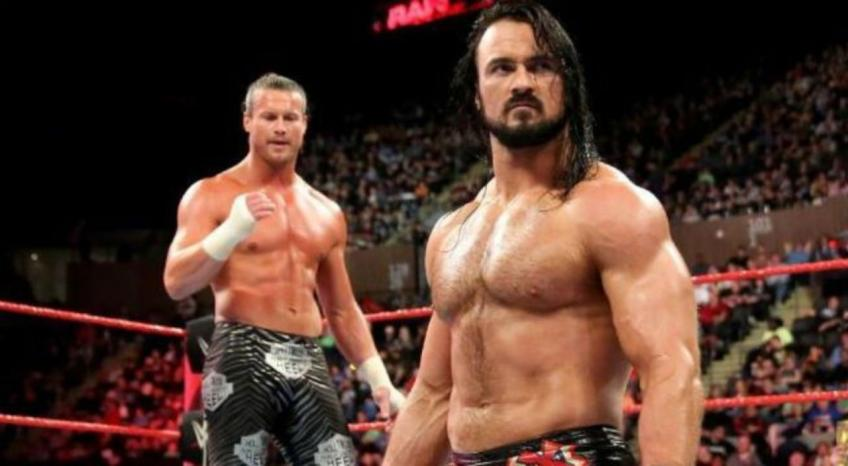 Drew McIntyre explains why he and Ziggler don't need a tag team name