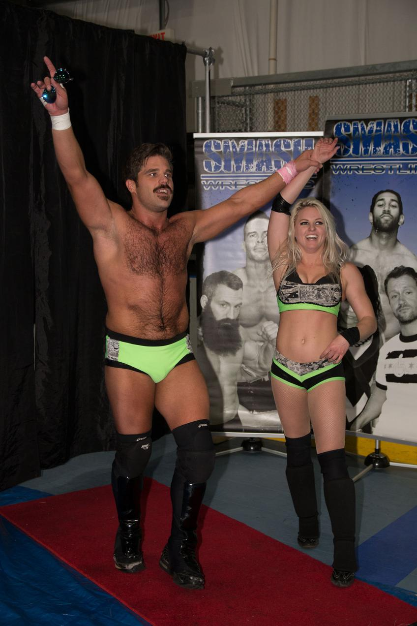 Joey Ryan on Turning Down AEW