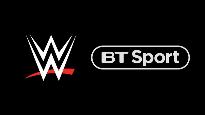 WWE and BT Sports Deal Announced